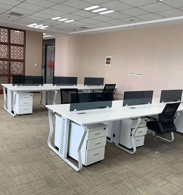 钢木办公家具