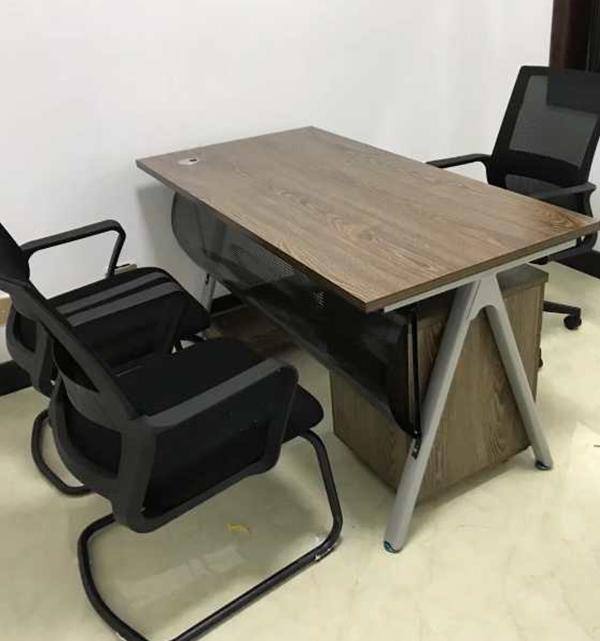 钢木办公家具定做-板台